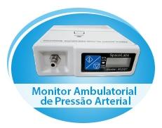 Assistência Técnica no Monitor Ambulatorial de Pressão Arterial