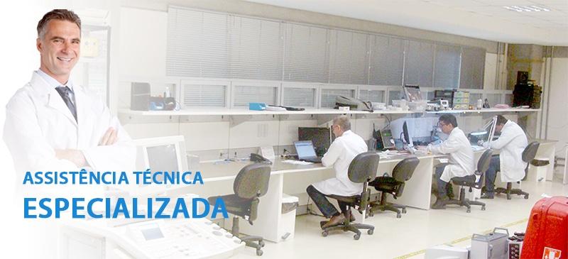 Assistência Técnica Especializada For Medical