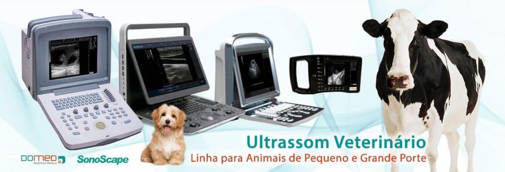 ultrassom com doppler e bw veterinario para animais de pequeno e grande porte