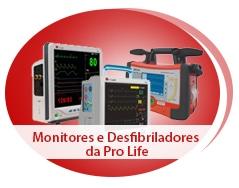 Assistência Técnica em Monitores e Desfibriladores Pro Life
