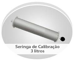 Assistência Técnica em Seringa de Calibração