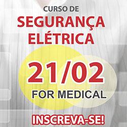 Curso de Segurança Elétrica For Medical