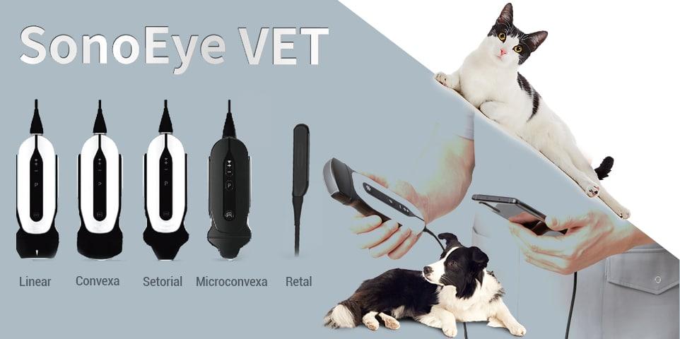 Ultrassom Veterinário Ultra Portatil SonoEye